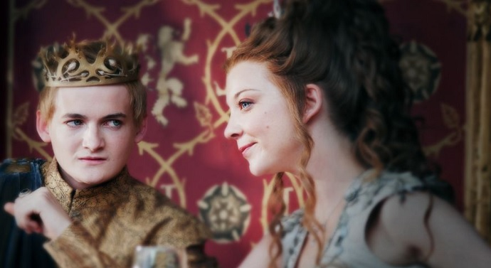 Joffrey Baratheon a Margaery Baratheon